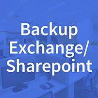 Backup Exchange Sharepoint